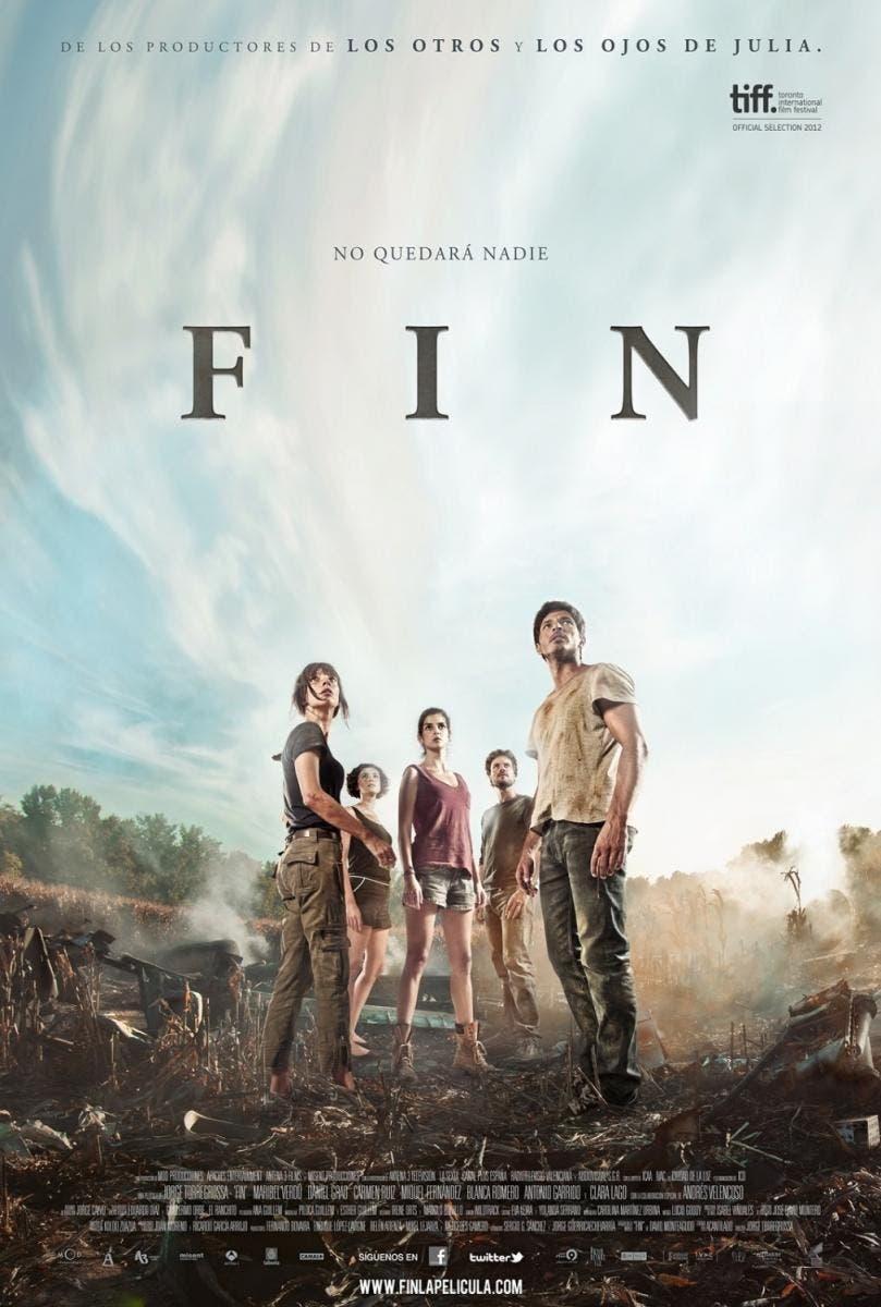 Promoción película Fin