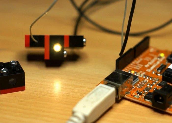 Brickduino, la unión de LEGO y Arduino