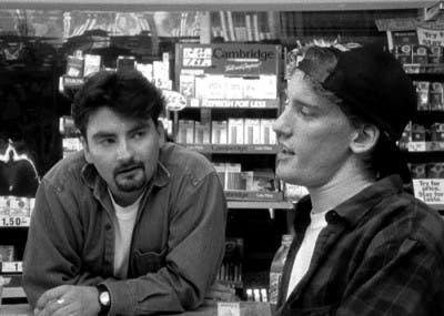 Dante y Randal de Clerks