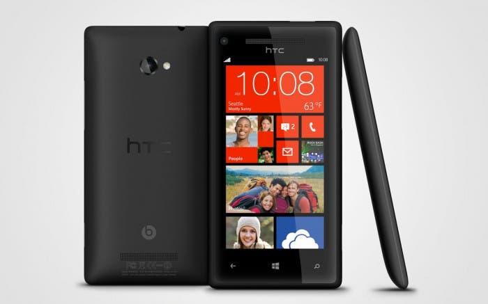 Fotografía del terminal Windows Phone 8X by HTC