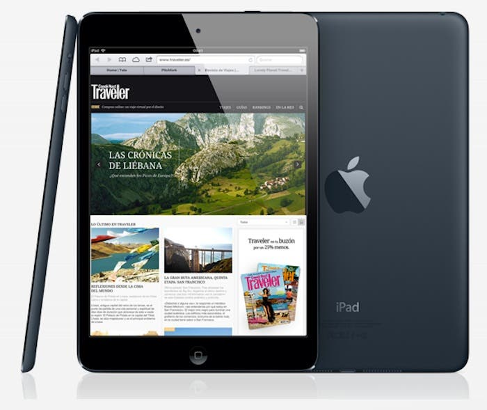 Apple presenta el iPad mini... y la nueva generación de iPad