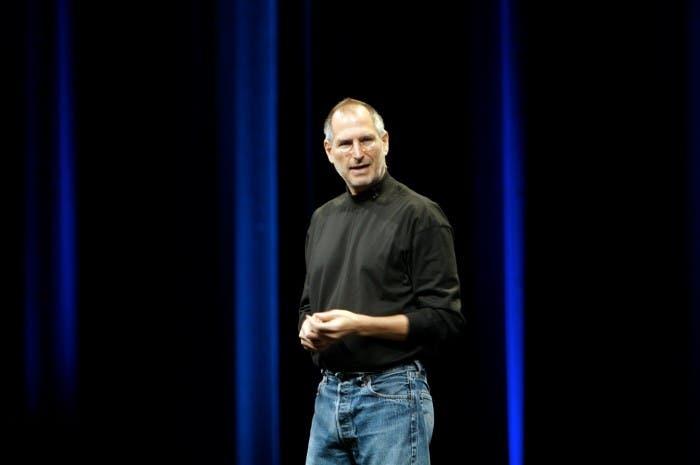 Forma de vestir de Steve Jobs