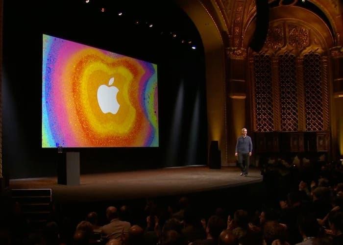 Presentación del iPad Mini