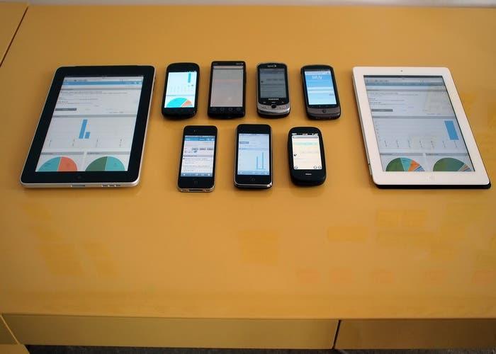 Publicidad en smartphones