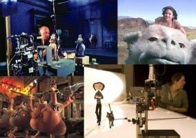 Imágenes de películas que utilizaron el Stop Motion