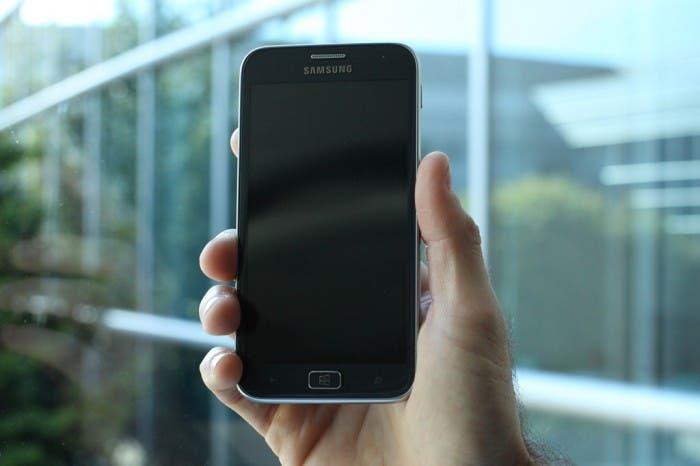 Fotografía del smartphone Samsung ATIV S