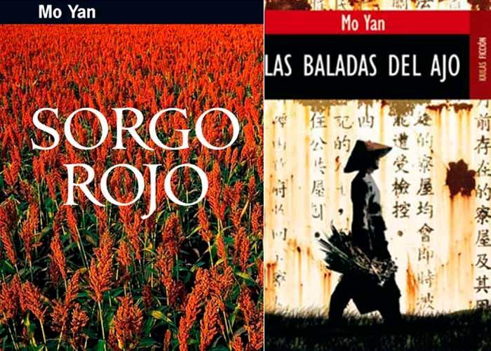 Obras del escritor chino