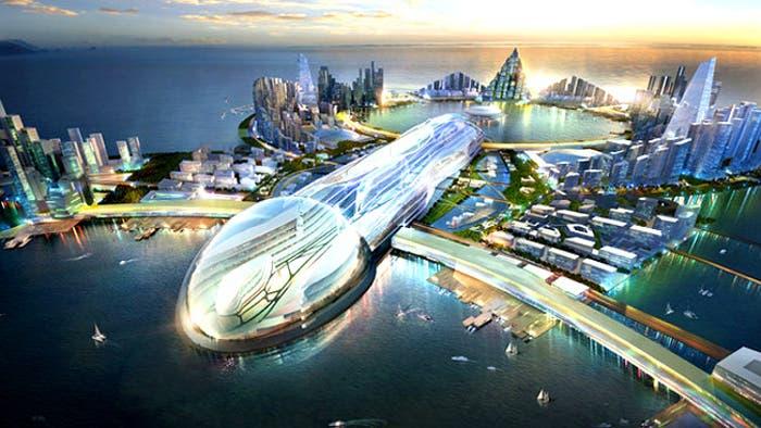 Megastrip la futura mayor edificación unitaria del mundo