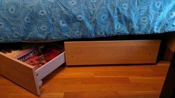Cajonera de cama