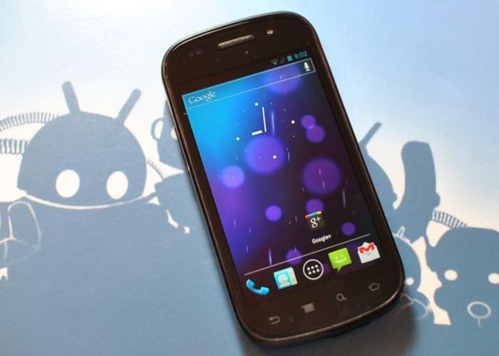 Jelly Bean en un Google Nexus S