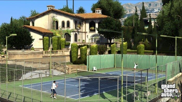 Grand Theft Auto V Tenis