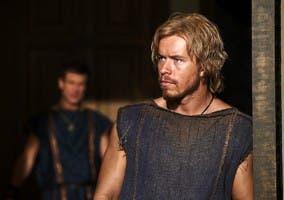 Julio César en Spartacus