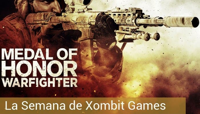 La semana de Xombit Games MoH Warfighter