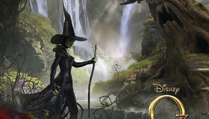 Cabecera del nuevo póster de Oz