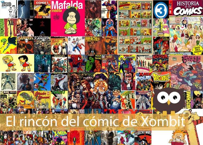 Rincón del cómic de Xombit