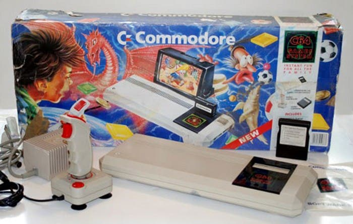 Commodore 64 Game System