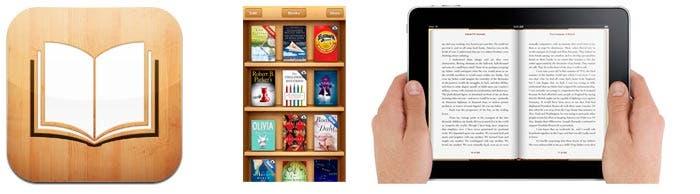 Aplicación de iBooks para iOS