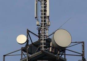 Primera antena 4G Alemania