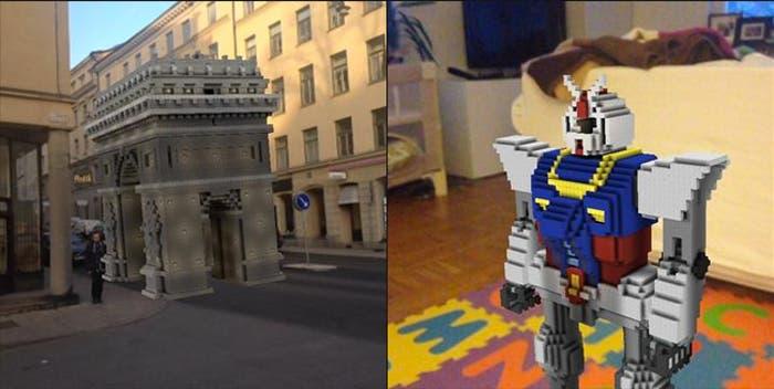 Algunas creaciones de Minecraft en el mundo real gracias a Minecraft Reality