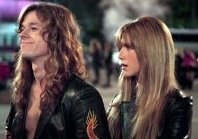 Mark Wahlberg y Jennifer Anniston en Rockstar
