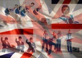 Olímpicos de Reino Unido bailando