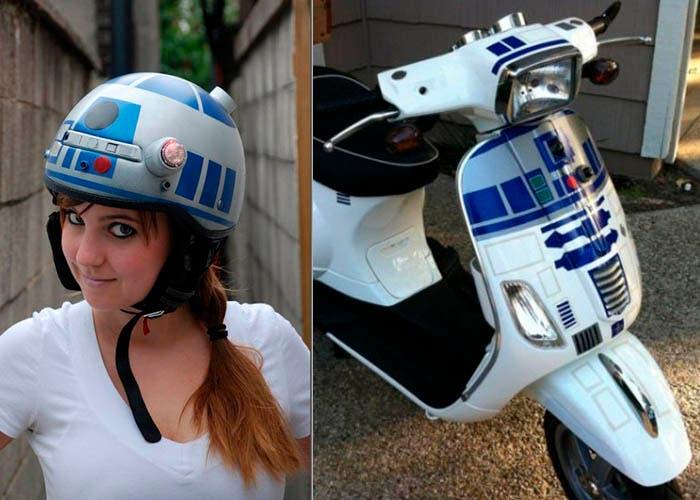 Otra opción para el droide