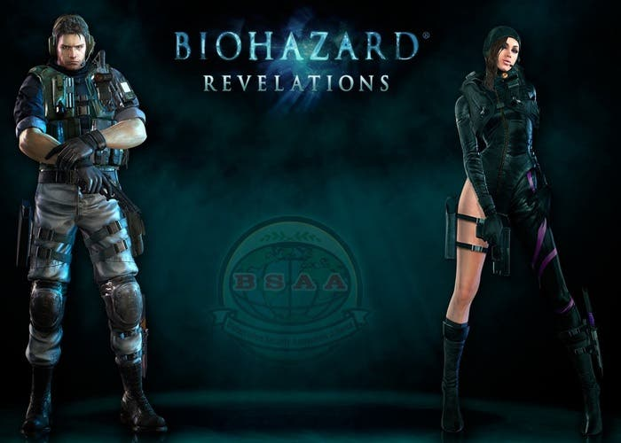 Imagen promocional del Resident Evil: Revelations