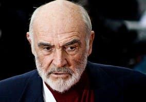 Fotografía del actor Sean Connery