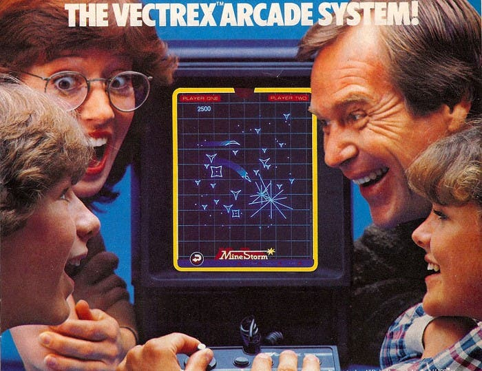 The Vectrex Arcade System