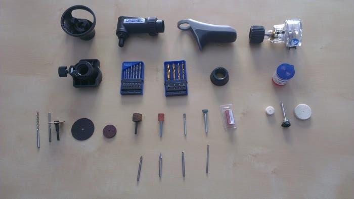Accesorios y herramientas Dremel