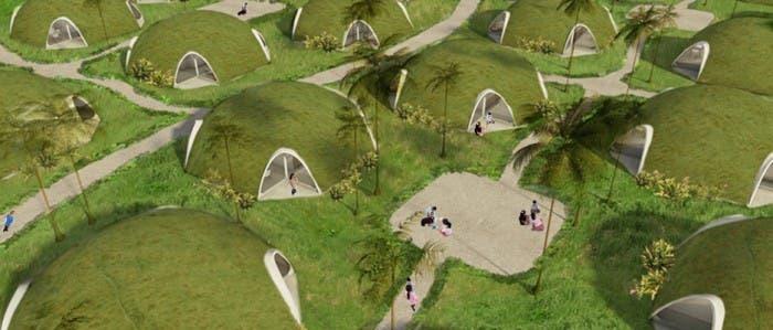 Cuevas de al bab para huir de los ladrones las casas for Proyectos de casas ecologicas