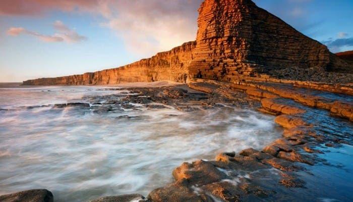Fotografía de la Costa de Glamorgan Heritage