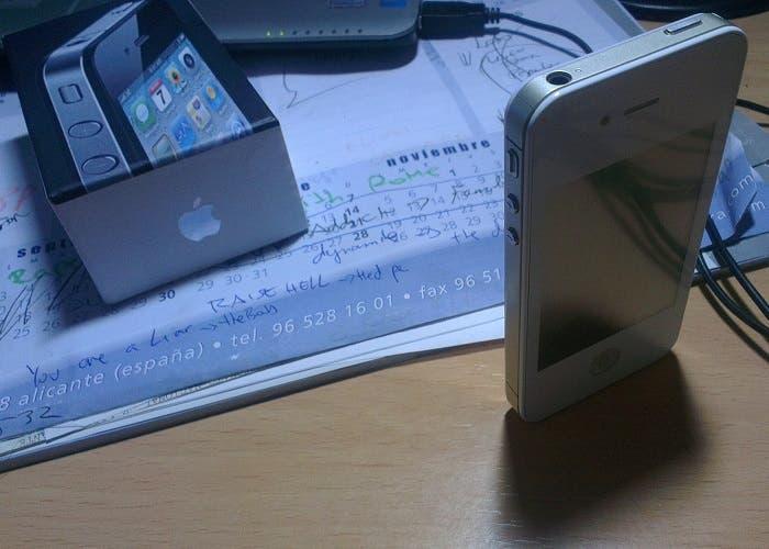 Captura de iPhone 5 mini