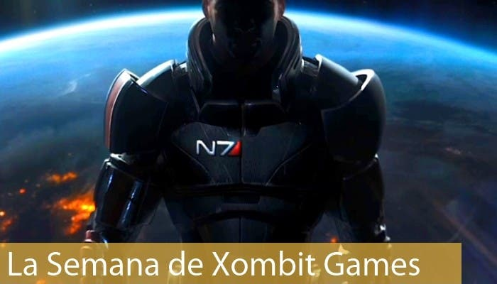 La semana de xombit games Mass Effect