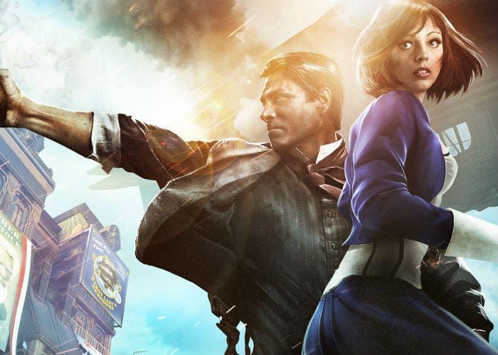 Imagen promocional de BioShock Infinite.