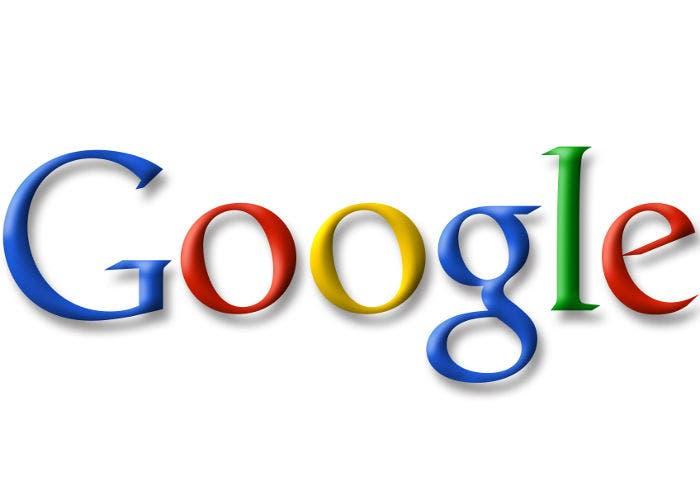 Logo de la multinacional tecnológica Google