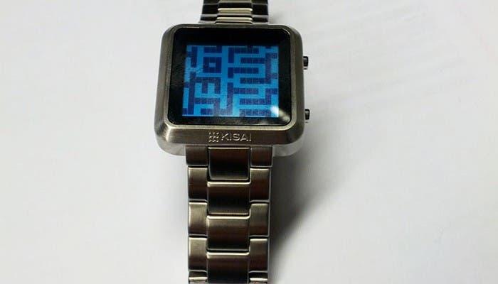 Kisai Maze un reloj diferente