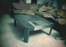 Floppytable, la mesa similar a un disquete de tres y medio