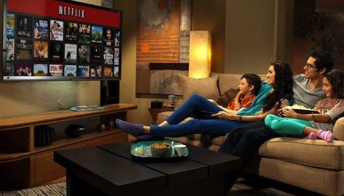 Imagen promocional de la página de Netflix