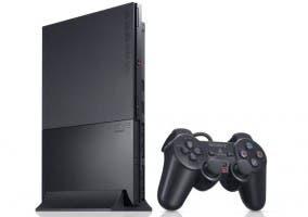 Imagen de la videoconsola PlayStation 2 de Sony
