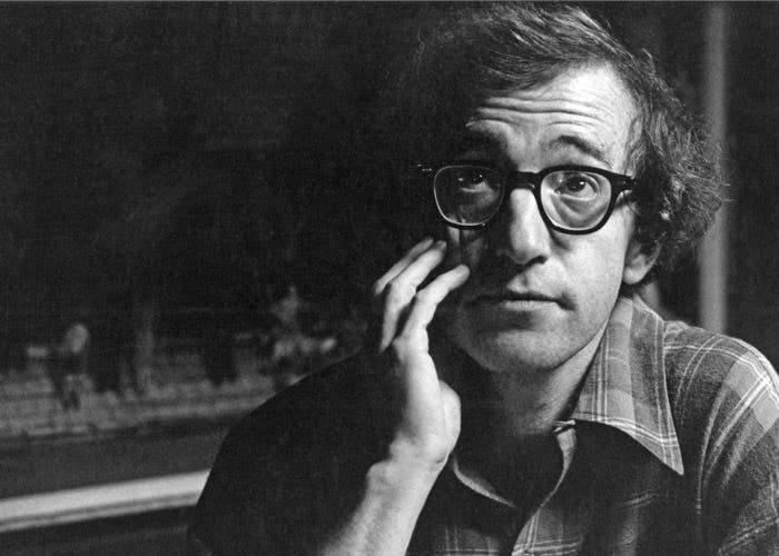 Woody Allen, el director neoyorquino