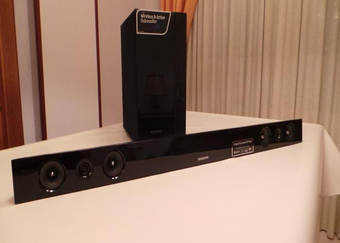 SAMSUNG HW-E450-Barra-sonido