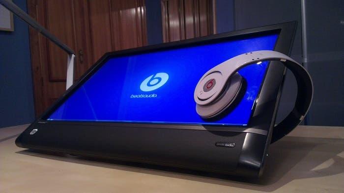 Beats Studio HP TocuhSmart 610es