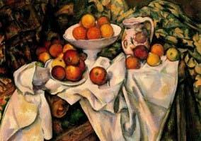 Cézanne, serie de bodegones