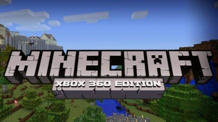 Logo Minecraft Xbox 360 Edition