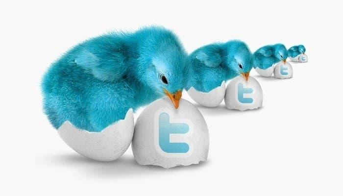 Lista de Twitter pajarito azul