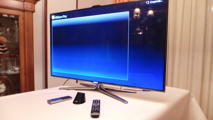 probamos la samsung smart tv de 46 3d wi fi y sus aplicaciones. Black Bedroom Furniture Sets. Home Design Ideas