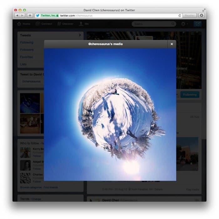 Contenido multimedia en un solo clic