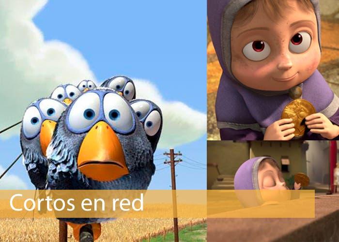 Cabecera cortos en red, especial pixar 1