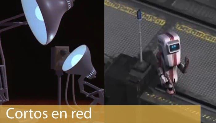 Caratula cortos en red especial Pixar 2